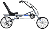 recumbent bike rental