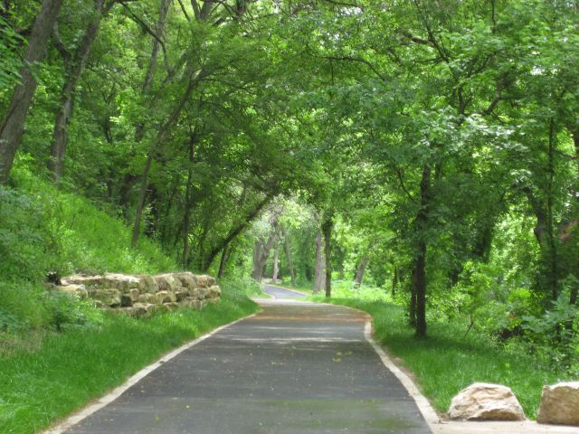 Salado Creek Greenway South
